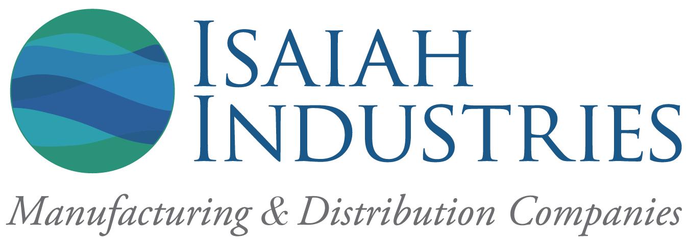 Isaiah Industries, Inc. logo