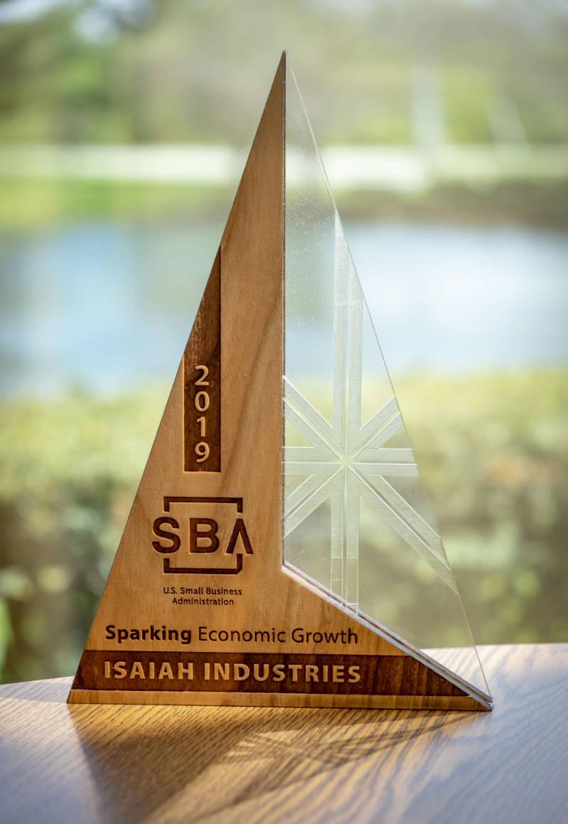 sba spark award