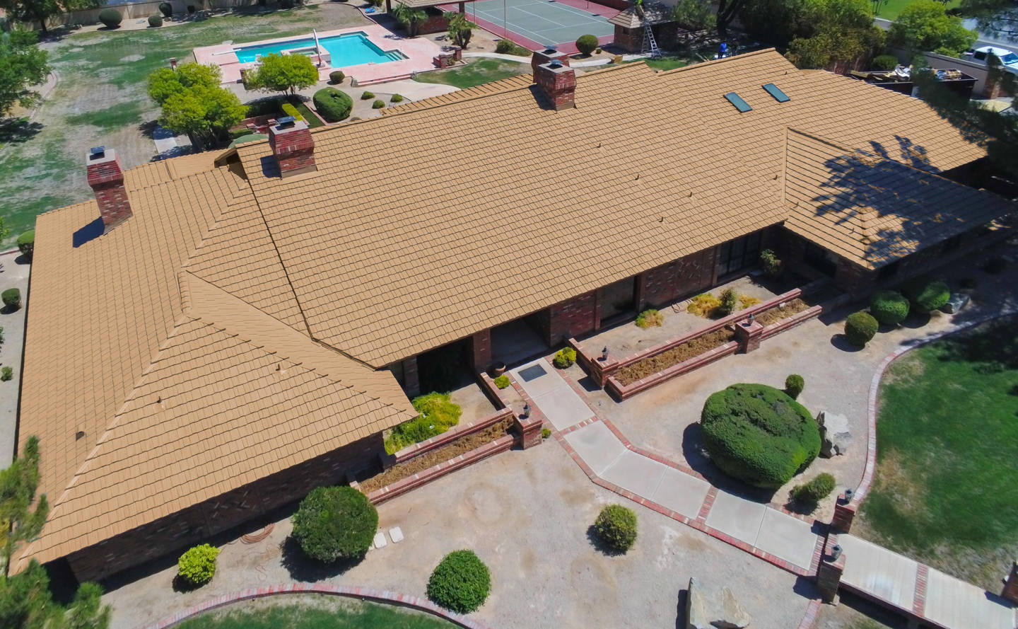Tempe AZ Metal Roofing